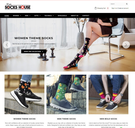 The Socks House GLOBAL